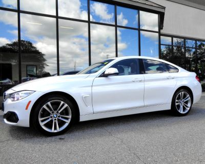 Used 2017 BMW 4 Series 430i xDrive Gran Coupe SULEV