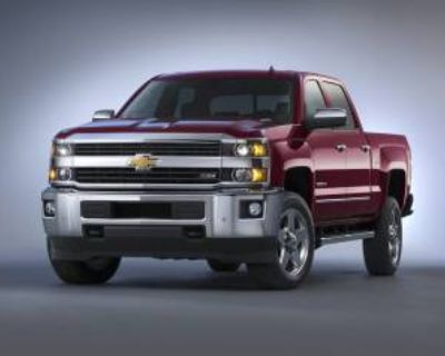 2016 Chevrolet Silverado 2500HD LT Regular Cab Long Box 4WD