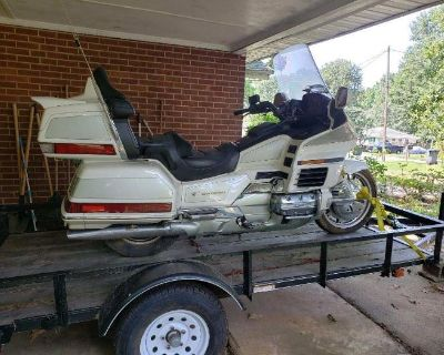 Donna Davis Estate Sales- Honda Goldwing Anniversary Motorcycle, Tools, Household