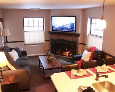 Park City Condo, Copperbottom Inn, - 1 BR/2 BA (Sleeps 4) Close to Ski Resort - Downtown Park City