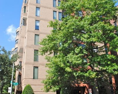 Spacious One Bedroom One and a Half Bathroom Foggy Bottom Apartment With Hardwood Floors, Beautiful Lighting Throughout!