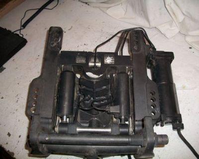 Force 90 120 125 150 Hp Outboard Boat Motor Tilt & Trim Unit Assembly 1988-1994
