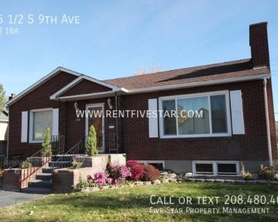 Adorable One-Bedroom Apartment neat ISU! This 1 Bedroom 1 Bathroom Apartment features a spacious living room and a kitchen with plenty of countertop and cabinet space! Adore the bedroom that has a closet with built-in drawers to help save space and give e