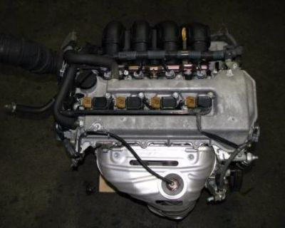 00 07 Toyota Celica Mrs Matrix Corolla Prizm Vibe 1.8l Vvti Engine Jdm 1zz-fe