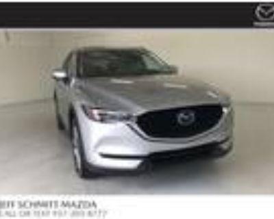 2021 Mazda CX-5 Silver, 15 miles