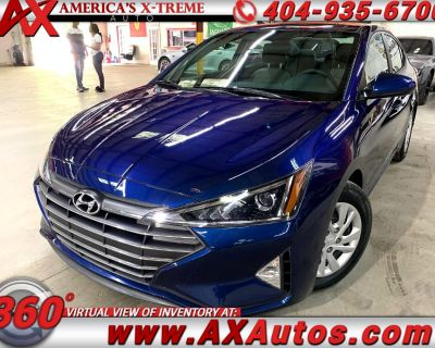 2019 Hyundai Elantra SE 6AT