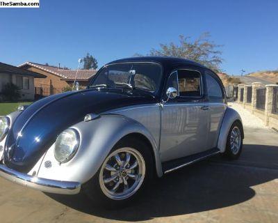 64 Sunroof Cal-bug