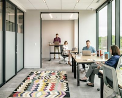 Private Office for 3 at Serendipity Labs Carmel - Midtown