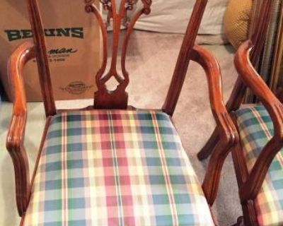 Dining Room Chairs-Set of 6