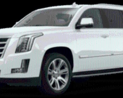 2017 Cadillac Escalade Luxury 2WD