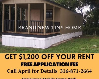 Mobile Home  for Rent with 1beds 1bath