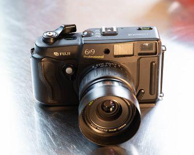 Fuji GSW690 III Professional - Texas Leica