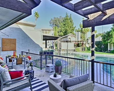 Updated Palm Springs Townhome w/Pool & Golf Access - Palm Springs