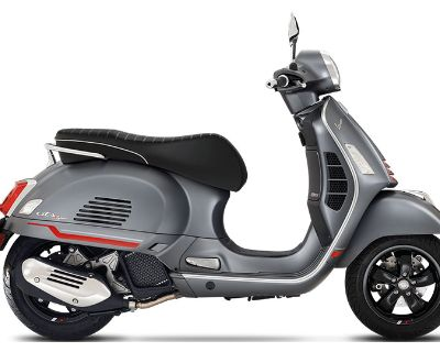 2021 Vespa GTS Supersport 300 HPE Scooter West Chester, PA