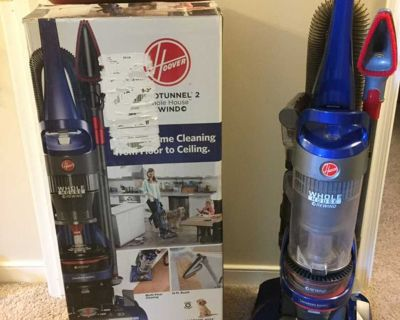 Hoover Windtunnel 2 Vacuum Cleaner - Rarely Used! No pets!