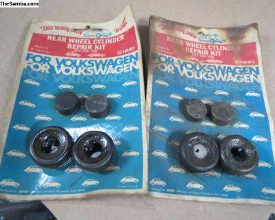 58-66 Rear Wheel Cylinder Repair Kits German