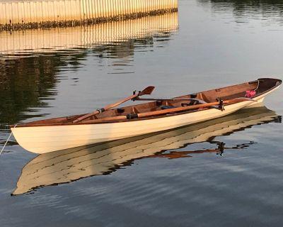 NEW 20' CLC Wherry Tandem Rowboat
