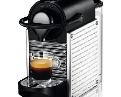 Nespresso D60 Pixie Coffee maker