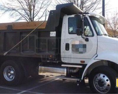 2010 International Transtar 8600 Dump Truck / Ready to Haul Semi Truck