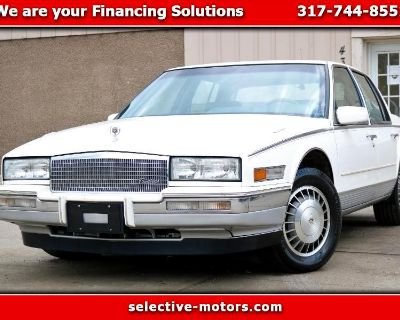 Used 1986 Cadillac Seville