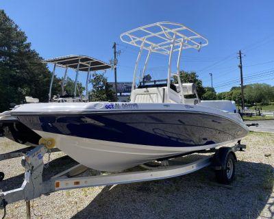 2017 Yamaha Boats 190 FSH Sport
