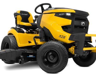 2021 Cub Cadet XT2 SLX54 54 in. Kawasaki FR651V 21.5 hp Lawn Tractors Oregon City, OR