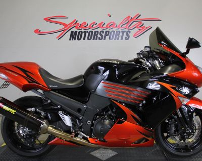 2009 Kawasaki Ninja ZX -14 Supersport Sacramento, CA