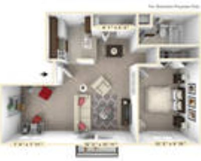 Autumn Woods Apartments - The Maple 1 BR 1 BA with Den