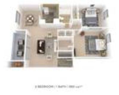Monarch Crossing Apartment Homes - Two Bedroom 1 Bath