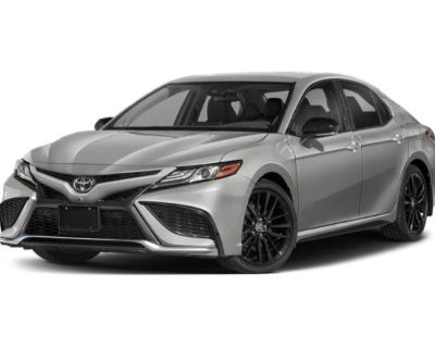 New 2022 Toyota Camry 4dr Car