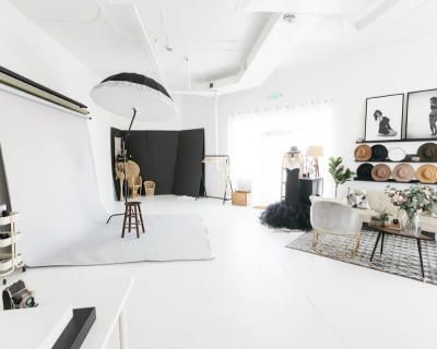 Natural Light Photography Studio, Heber City, UT