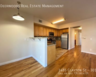 A/C, Hardwood Flooring, Assigned Parking, Washer & Dryer, Mirrored Closets