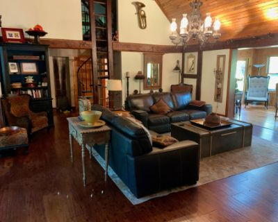 Historic Barn Converted to a Large Home, Allison Park, PA