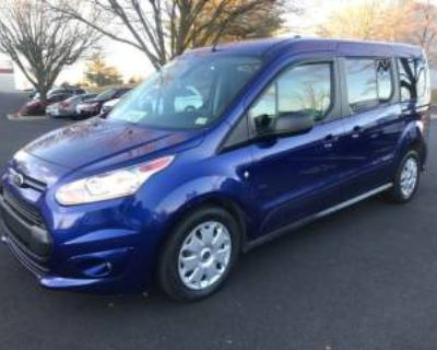 2016 Ford Transit Connect Wagon XLT with Rear Liftgate LWB