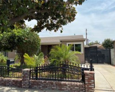 124 N 2nd St, Montebello, CA 90640 3 Bedroom House