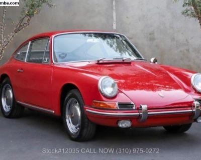 1966 Porsche 912 3 Gauge Painted Dash Coupe