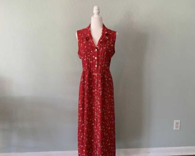 Vintage Robbie Bee maxi dress