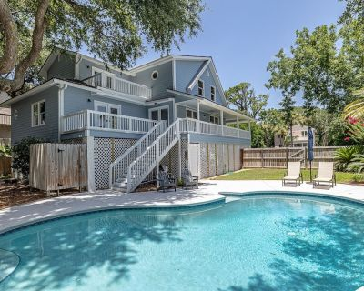 Blue Heaven! Immaculate New Vacation Rental Home on East Beach | 50 yards from Beach Access - East Beach