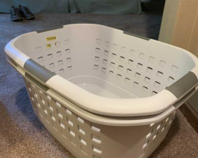 NWOT Two Laundry Baskets