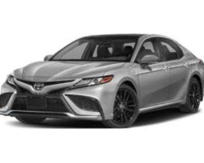 2021 Toyota Camry XSE Automatic