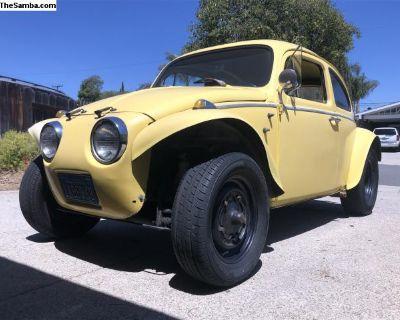 1964 Baja Bug