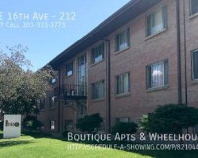 11320 E 16th Ave #212, Aurora, CO 80010 1 Bedroom Apartment