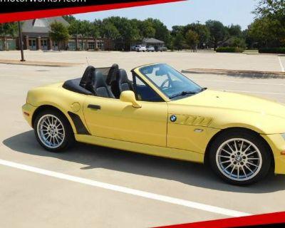 2002 BMW Z3 Roadster 3.0i
