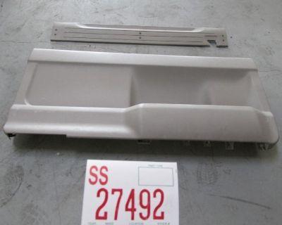 02 03 04 05 Freelander Tail Gate Decklid Back Door Inner Interior Trim Panel Oem