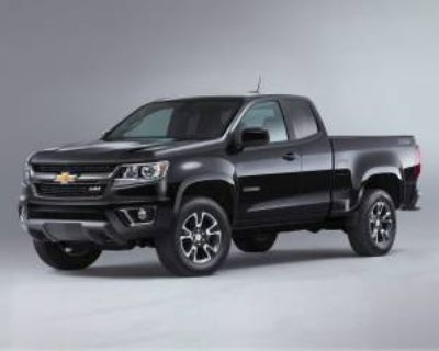 2018 Chevrolet Colorado LT Extended Cab Standard Box 4WD Automatic