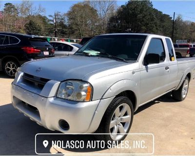 2003 Nissan Frontier King Cab 2WD