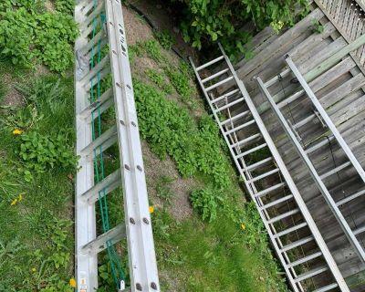 20 foot ladder