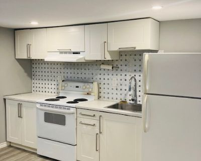 Newly renovated two bedroom lower unit in the heart of Ford City!