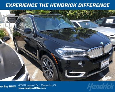 Pre-Owned 2018 BMW X5 xDrive35d AWD SUV