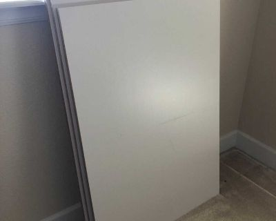 3 pieces laminated particle board